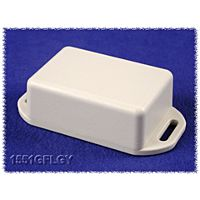 HAMMOND 1551GFLGY - ABS-Plastic enclosure 50x35x20mm GREY IP54