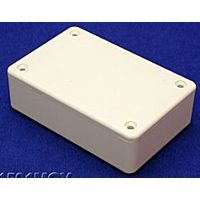 HAMMOND 1591BGY - ABS-Plastic enclosure 112x62x27mm GREY