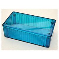 HAMMOND 1591CTRD - Polycarbonate enclosure 120x65x36mm