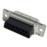 TE Connectivity 205206-3 - 15POLE MALE CRIMPABLE HD-20