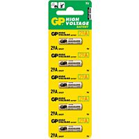 GP BATTERIES 29A-GP - ALKALINE CELL 25A 9V