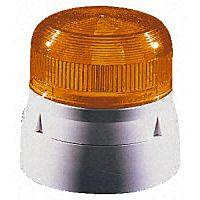 KLAXON 309-5887YE - XENON 230V STAND AMBER