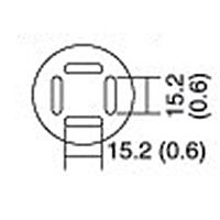 PROSKIT 5PK-979-C - TERÄ QFP 14x14mm SS-969B ja SS-989B
