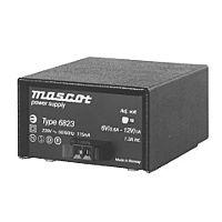 MASCOT 6823/12VD CABLE - 230VAC/6-12VDC/1A,12W,REG.
