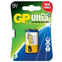 GP BATTERIES 6LF22 ULTRA PLUS - ALKALINE CELL 6LF22 9V ULTRA PLUS