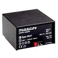 MASCOT 8937 SM - 230VAC/5-24VDC,18W