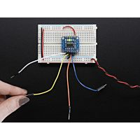 ADAFRUIT ADA1362 - Standalone 5-Pad Capacitive Touch S