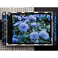 2.2 18-bit color TFT LCD display wi