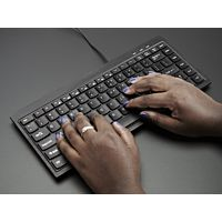 Mini Chiclet Keyboard - USB Wired -