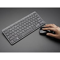 Wireless Keyboard and Mouse Combo w