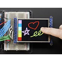 2.8 TFT LCD with Touchscreen Breako