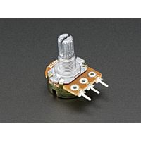 Panel Mount 100K potentiometer (Bre