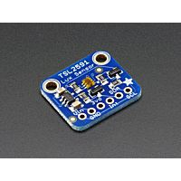 Adafruit TSL2591 High Dynamic Range