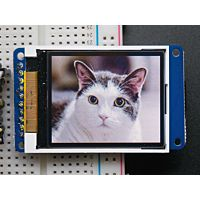 ADAFRUIT ADA358 - 1.8in  Color TFT LCD display with M