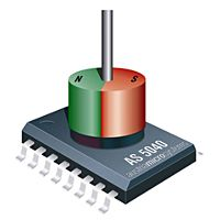 AMS AS5040 - 10BIT ROTARY ENCODER SSOP16