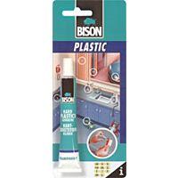 BISON PLASTIC - HARD PLASTIC GLUE
