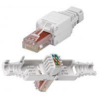 GOOBAY CAT44738 - CAT 6 UTP Tooless RJ45 Plug