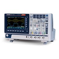 GW Instek GDS-1074B - Oskilloskooppi 70MHz,4 kan,1GSPS