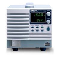 GW Instek PSW160-14.4 - Ohjelmoitava DC-teholähde 160V 14.4