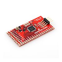 SparkFun Electronics LCD-09352 - Graphic LCD Serial Backpac