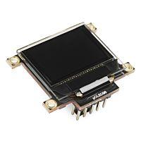 SparkFun Electronics LCD-11315 - Serial Miniature OLED Module - 0.96