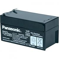 PANASONIC LC-R121R3PG - LYIJYAKKU 12V 1,3Ah 6-9 VUOTTA