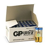 GP BATTERIES LR03 ULTRA PLUS BULK - ALKALINE CELL LR03 AAA ULTRA PLUS