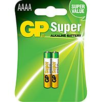 GP BATTERIES LR61-GP - ALKALINE CELL LR61 AAAA SUPER 1.5V