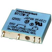 FUJITSU NY-12W-K - PK-RELAY 1S 5A 12VDC WASH PROOF.