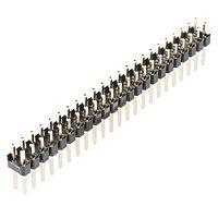 Header - 2x23-pin Male (PTH, 0.1
