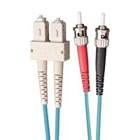 PATCH CABLE DUPLEX SC/ST MM/OM3 3m