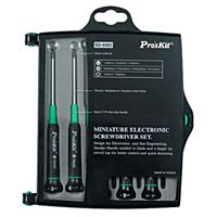 PROSKIT SD-9302 - Miniature Electronic ScrewdriverSet