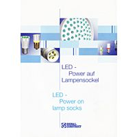 LED-POWER ON LAMP SOCKETS