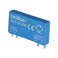 CELDUC SLA03220 - 2A 12-280VAC INPUT 18-32VDC CNTRL