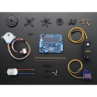 ADAFRUIT ADA171 - Motor party add-on pack for Arduino