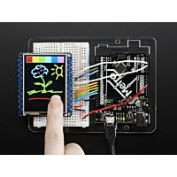 ADAFRUIT ADA2478 - 2.4in  TFT LCD with Touchs
