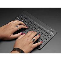 ADAFRUIT ADA3600 - 10in  Bluetooth Keyboard – Black