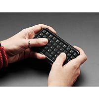 ADAFRUIT ADA3601 - Mini Bluetooth Keyboard – Black