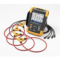 FLUKE 435-II - ADVANCED PQ AND ENERGY ANALYZER