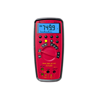 AMPROBE AMP 38XR - COMBINED MULTIMETER TRMS CatIII 100