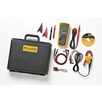 FLUKE 1587FC/I400 - INSULATION MULTIMETER + AC CLAMP