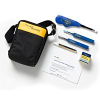 FLUKE NETWORKS NFC-KIT-CASE-E - FIBER OPTIC CLEANING KIT W ONE CLIC