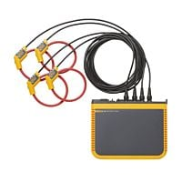 FLUKE 1742/15 - POWER QUALITY LOGGER W/1500A IFLEX