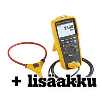 FLUKE 279FC-IB - Yleismittari+lämpökamera+2akkua