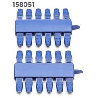 IDEAL NETWORKS 158051 - Kit of 24 x RJ45 identifiers