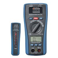 CEM LA-1011 - 2 IN 1 LAN TESTER& MULTIMETER