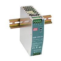 MEAN WELL EDR-120-12 - Teholähde DIN 120W 12V