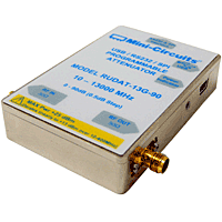 Mini-Circuits RUDAT-13G-60 - ATTENUATOR PROGRAMMABLE 10-13000MHz