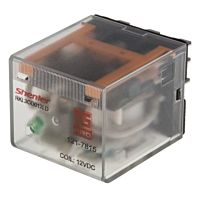 RS Pro  1217815 - PWR RLY 10A 3PCO 12VDC