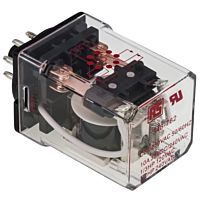RS Pro  348762 - 8 PIN RELAY230V AC 10AMP